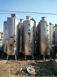 转让二手硫酸锌三效蒸发器,硫酸铵浓缩蒸发器,氯化钠蒸发器