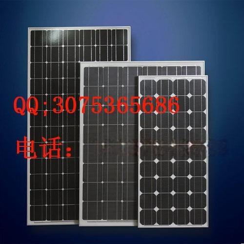 廠家現貨太陽能電池板價格優惠壽命長達25年