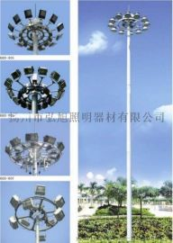 弘旭**供应 25米30米35米高杆灯 港口灯 广场灯 中杆灯 球场灯 路灯