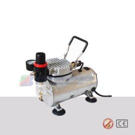150w手提式便携式电动空气压缩机 活塞式空压机勇霸小型空压机
