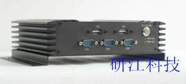 工控机 (N2800)低功耗无风扇工业电脑多接口