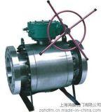 Q41Y-16C金属硬密封球阀