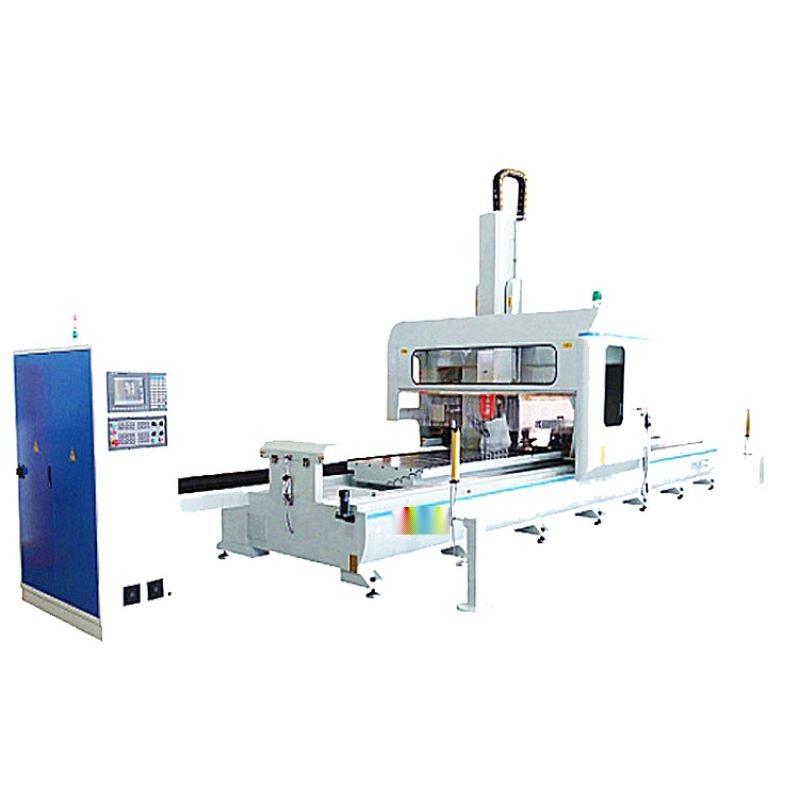 【廠家直銷】明美JGZX5000 鋁型材五軸數控加工中心 龍門加工中心