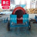 江西石城煤礦石料YST1020移動式滾筒篩設備品質保證