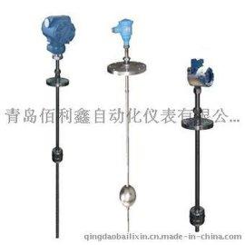 批量供应法兰安装UHZ-517B01通用顶装磁性浮球液位变送器厂家