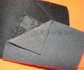 东莞鞋材贴合厂 特里可得复合海绵贴拉毛布