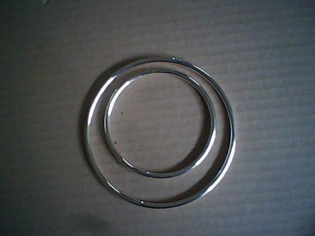 金属空心O型圈,金属中空O型圈