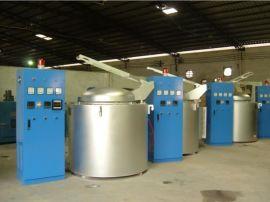 300公斤坩埚式熔解保温炉 铝合金熔化炉 化铝炉