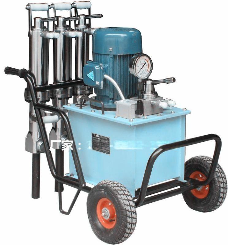 湖南液压分裂机的最新价格