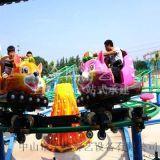 金博新型兒童遊樂設備過山車
