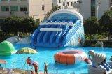 大型支架水池供应商 露天支架游泳池移动水上乐园设备