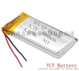 无线教学麦克风锂电池092448-1100mAh无线K歌宝锂电池