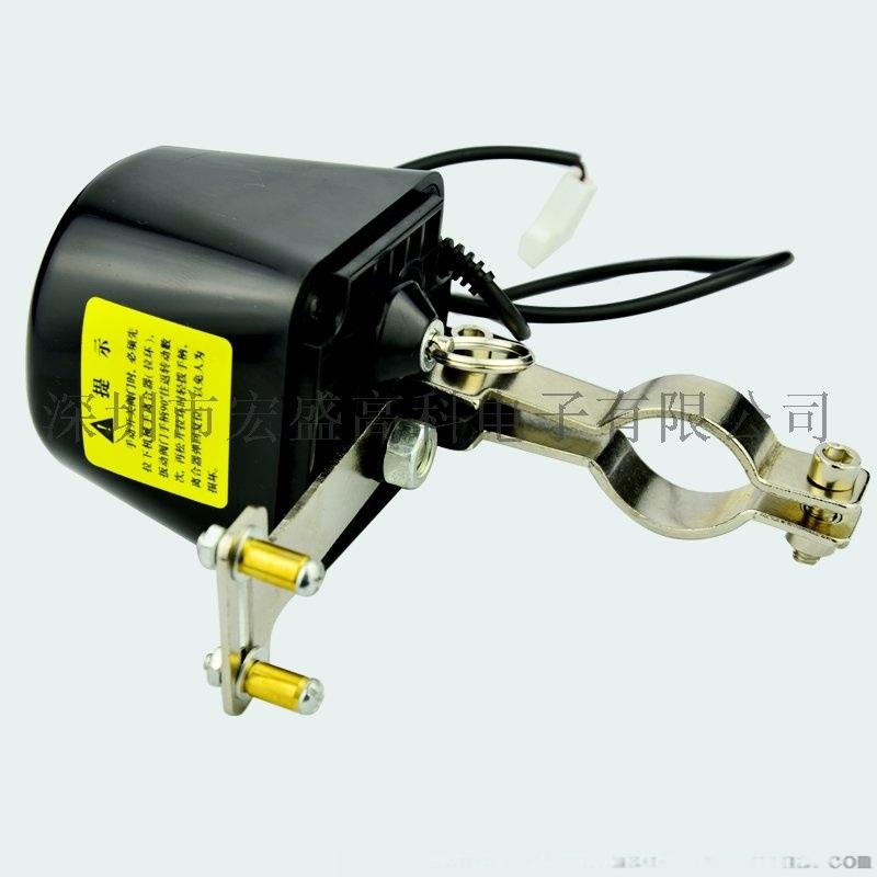 管道燃气机械手安装简便天然气阀门机械手厂家