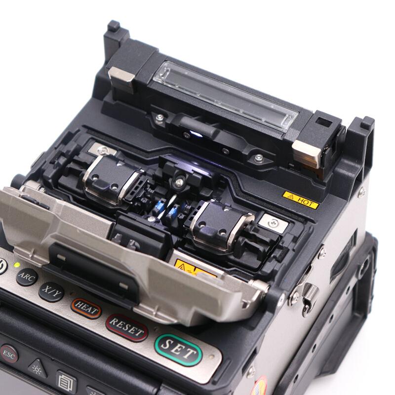 日本藤仓Fujikura 61S+单芯光纤熔接机