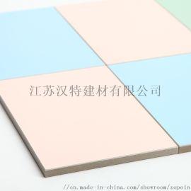 医院专用洁净板冰火板无机预涂板索洁板卡利板