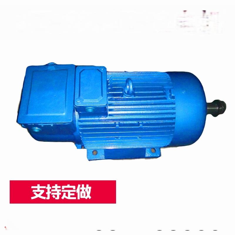 YJZR2 21-6/5KW绕线转子电机质保一年