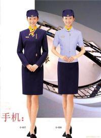 杭州阙歌专业定制空姐制服职业套装