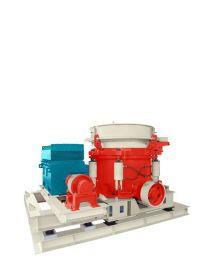 PYD系列-多缸液压圆锥破碎机