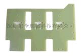 电工电气防静电环氧板 耐高温FR4绝缘板加工 水绿色玻纤板雕刻成型丝印