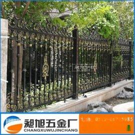 铝合金别墅庭院围栏 苏州庭院围栏 免维护庭院围栏