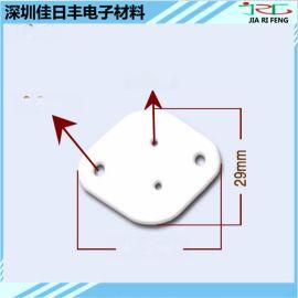 供应耐磨陶瓷片 95含量氧化铝耐磨陶瓷