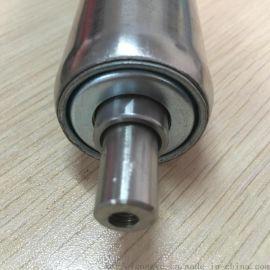 济南地区无动力辊筒弹簧压入式辊筒KEF-DX非标定制青岛科尔福