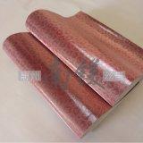 厂家直销包装材料金葱纸 复合85克双铜纸 压纹豹纹金葱膜 质量保证