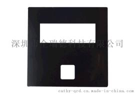 PC面板、亚克力面板雕刻丝印成型 视窗面板电器配套控制面板加工