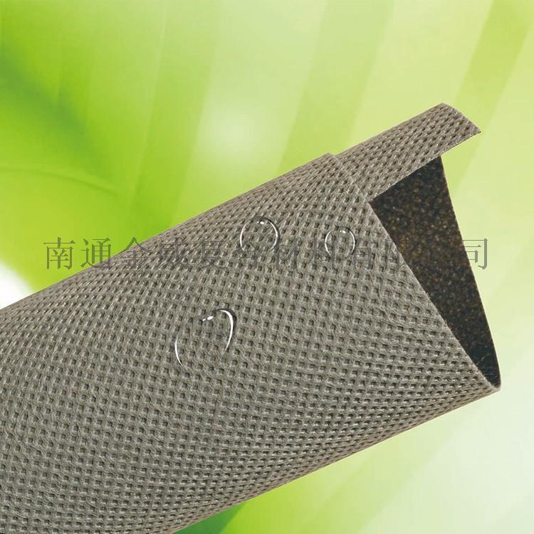 0.49mm纺粘聚乙烯和聚丙烯膜防水透气层