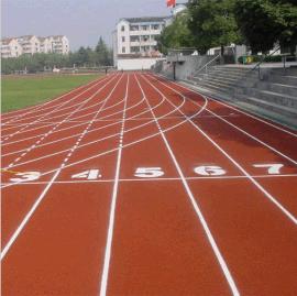 直销塑胶跑道材料   操场塑胶跑道施工 幼儿园色彩卡通塑胶跑道设计