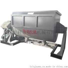 5吨卧式真石漆搅拌机 不锈钢真石漆涂料设备