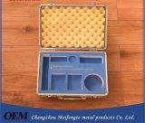 手提鋁箱生產廠家 定製鋁合金航空拉桿箱 設備檢查安全裝備工具箱