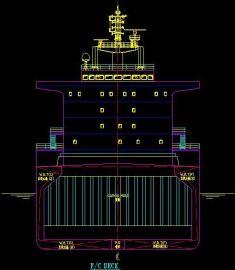 35000吨散货船