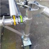 10M米铝合金脚手架厂家直销单双宽活动脚手架可来图订制专业设计