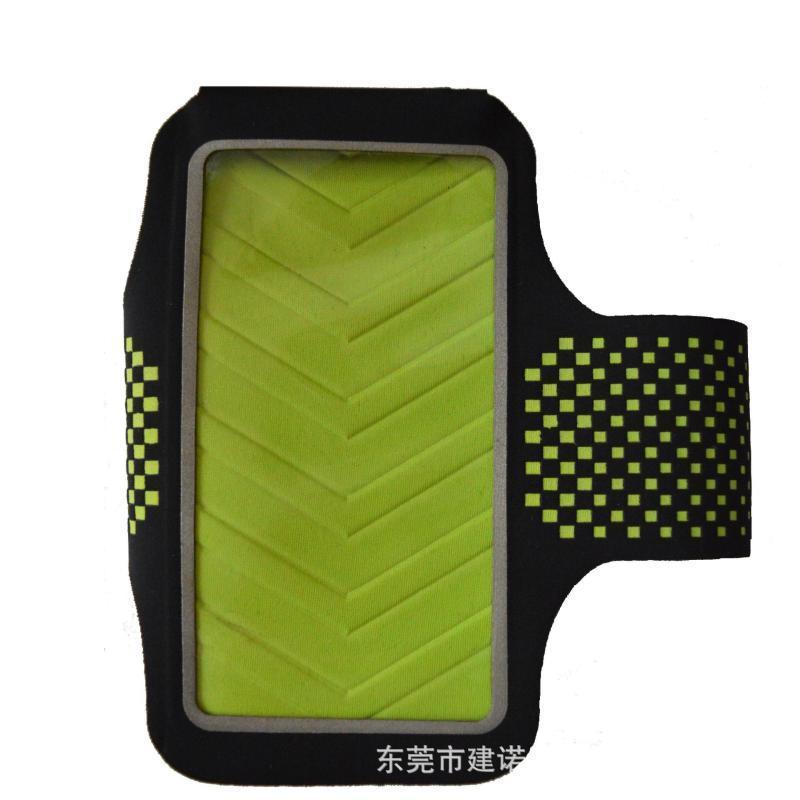 跨境专供 跑步手机臂带手机运动臂带户外手机臂套腕带 亚马逊爆款