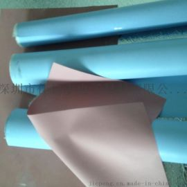 生产加工导热矽胶布 涂覆矽胶卷料 高导热矽胶绝缘布  新能源电池绝缘片