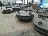 跑车卷筒供电强磁吸盘φ120圆形电磁铁厂家吸盘规格