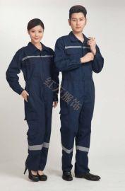 上海红万新款工作服(短袖装) 夏季工服