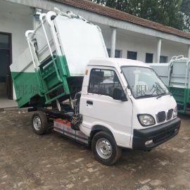 厂家热销电动垃圾车1-2方新能源挂桶式垃圾车