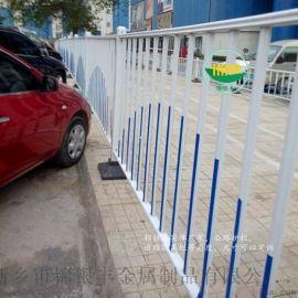 河南新乡信阳美观道路护栏,组装式道路护栏,道路护栏