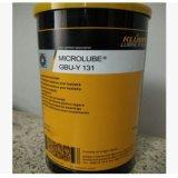 克鲁勃GBU-Y131润滑脂 kluber MICROLUBE GBU-Y 131轴承润滑脂