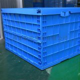 优质周转箱供应商供应塑料加厚量大定制容量大塑料周转箱折叠周转箱 大号