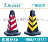 廠家直銷路障錐  交通錐 橡膠路錐 路錐參數圖片