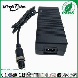IEC62368标准 54.6V2A铁锂电池充电器
