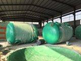 圆形玻璃钢化粪池经久耐用 新型PE化粪池