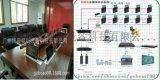 博奧視頻會議升降桌 超薄一體機自動升降會議桌