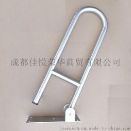 304不锈钢活动式扶手可旋转残疾人扶手