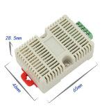 供應扁卡軌殼機房倉庫配電櫃485型溫溼度變送器