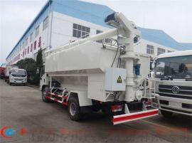 東風乘龍15噸散裝飼料車,15噸散裝飼料車多少錢