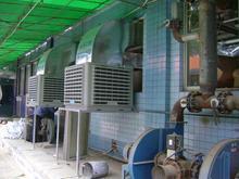山东纺织车间降温去除设备